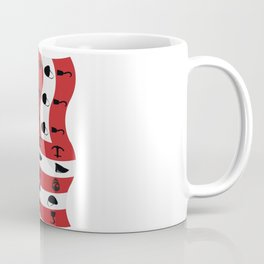 Pirate Pattern Coffee Mug