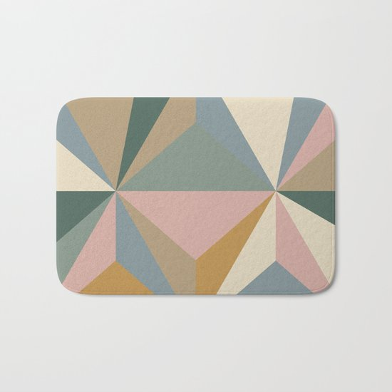 Pastel Triangles by alisagal
