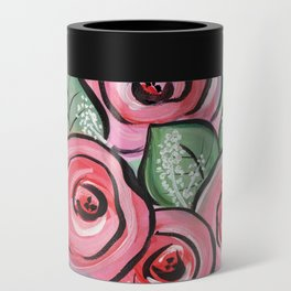 Roses for my Valentine Can Cooler