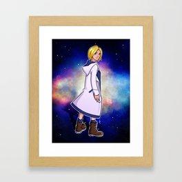 14th Doctor Who Framed Art Print