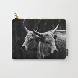 two headed beast Carry-All Pouch