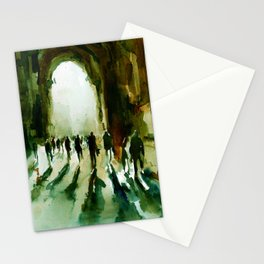 without an end or a beginning  Stationery Cards