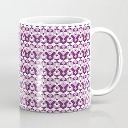Lilac Pattern Coffee Mug