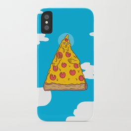 Pizza Be With You iPhone Case