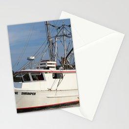 Hurricane Shrimper Stationery Cards