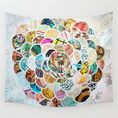 Springbloom Wall Tapestry