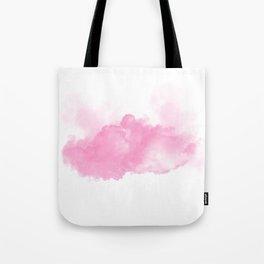 PINK CLOUD Tote Bag
