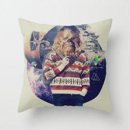 LMV Throw Pillow