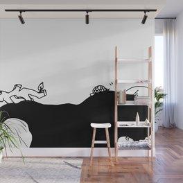 Listen and sleep Wall Mural