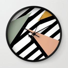 Apstract art Wall Clock