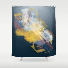 Hypership Fortuna Shower Curtain