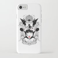 witchcraft iPhone & iPod Cases featuring Witchcraft by Sergio Saucedo