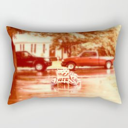 Tinted Independence Rectangular Pillow