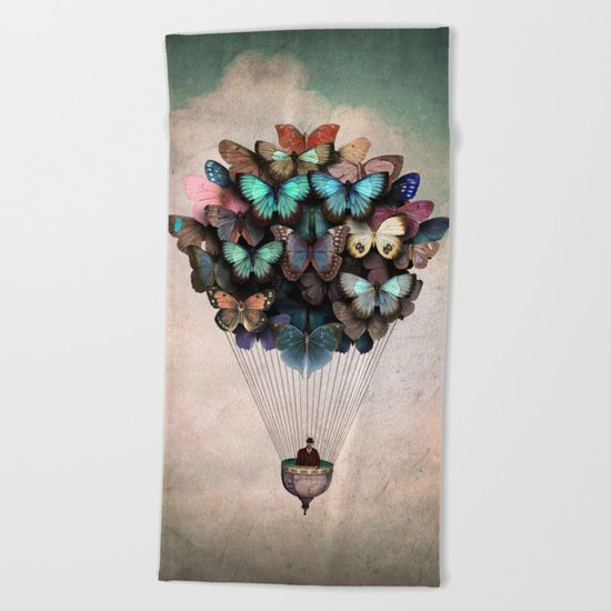 Dream On Beach Towel