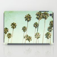 palm trees iPad Cases featuring palm trees by Mareike Böhmer