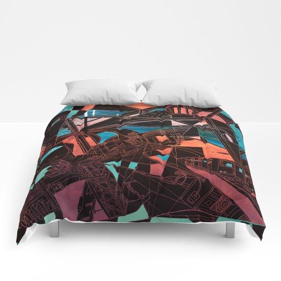 Mima Kojima Comforters