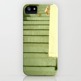 take-out menu iPhone Case