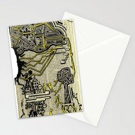 Destructive Nature Stationery Cards