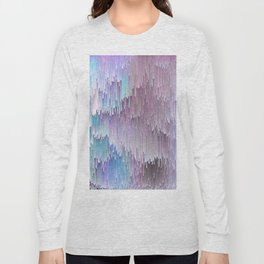 Cold Glitches Long Sleeve T-shirt