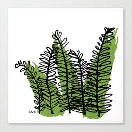 Serengeti Safari - Acacia Canvas Print