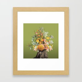 This one goes out to the one I love Framed Art Print