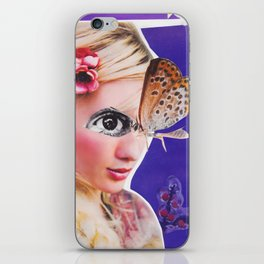 The Butterfly iPhone Skin