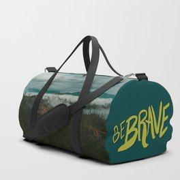 Be Brave - Adventure Landscape Duffle Bag