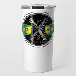 1975 Generation X Brazilian Skateboard Travel Mug
