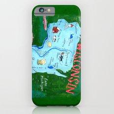 WISCONSIN iPhone 6s Slim Case