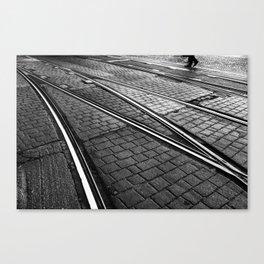 Evening Commute Canvas Print