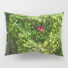Heart Bush Pillow Sham