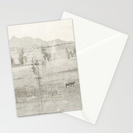 """Vintage Valley"" by Murray Bolesta! Stationery Cards"
