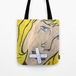 Feminine Mystique Tote Bag