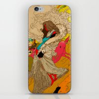 mother iPhone & iPod Skins featuring MOTHER by kasi minami
