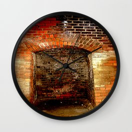 Cheviot Tunnel - Enclaves Wall Clock