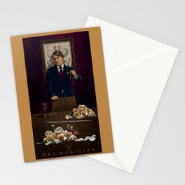 I. The Magician Stationery Cards