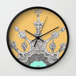 Portal Manuelino. Olivenza. Wall Clock