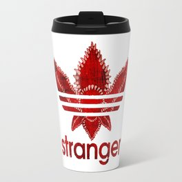 stranger thing adidass Travel Mug