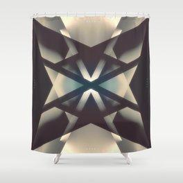 Empty Threat Shower Curtain