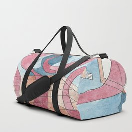 Internal Dialogue Duffle Bag