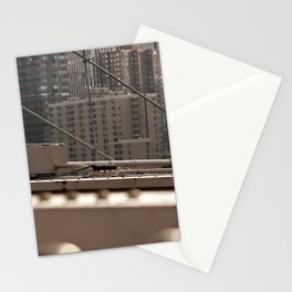 Geometric City Stationery Cards