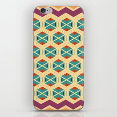 wayuu color option iPhone & iPod Skin