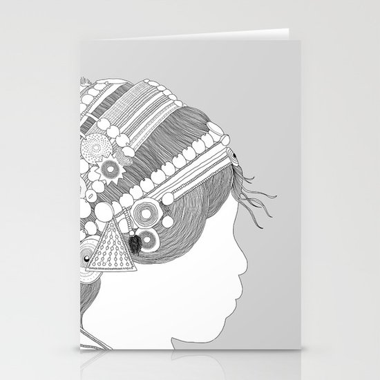 A TRIBE CALLED WOMEN Stationery Cards