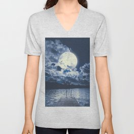 Bottomless dreams Unisex V-Neck