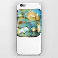 copper iPhone & iPod Skins featuring Copper by Water Gypsy