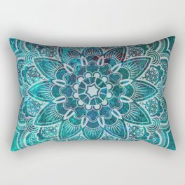 Lacey Mandala Rectangular Pillow