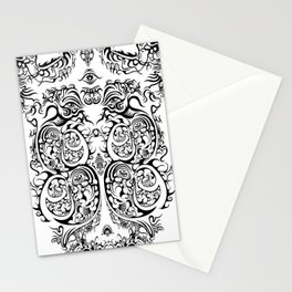 Rosetta Stationery Cards