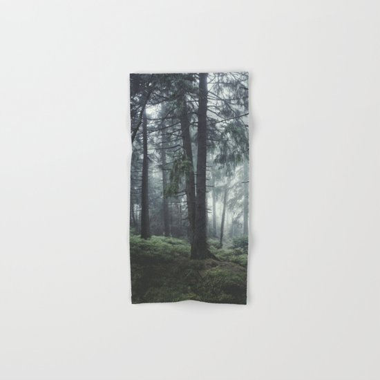 Path Vibes Hand & Bath Towel