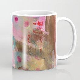 Spotted on Pink Coffee Mug