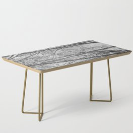 Woodland snow Coffee Table